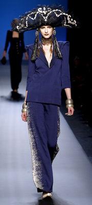 Неделя высокой моды в париже haute couture