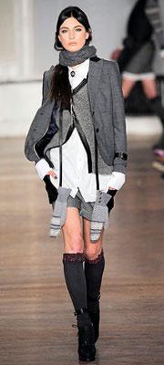 Модно в 2010! ретро стиль - STYLE-FRESH.